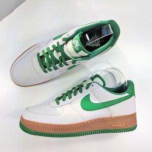 Nike Air Force 1 '07 TXT Light Bone/Aloe Verde